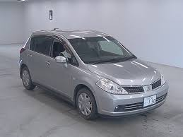 used nissan tiida hatchbacks 2005 model in silver used cars