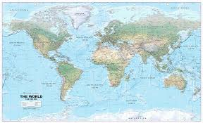 Canada Physical Map Best Image Of Diagram Giant World Map Canada Throughout Huge
