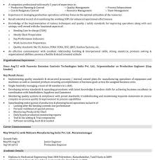 Production Engineer Resume Samples by Amazing Design Production Resume 1 Production Resume Samples