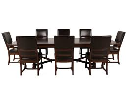 trestle dining room tables traditional 47