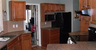 changing doors on kitchen cabinets perfect instead of replacing