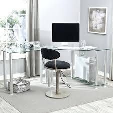 Pink Glass Desk Desk Chairs Black Velvet Office Chair Pink Crushed Desk Clear