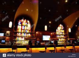 hard rock cafe bar with music at platzl square interior of the