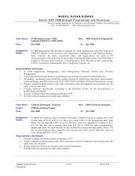 sap crm technical consultant resume resume sap crm consultant madhusudan biswas 9 5yrs exp for sap crm a u2026