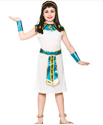 Egyptian Goddess Halloween Costumes Cleopatra Costume Girls Egyptian Fancy Dress Ages 5 10