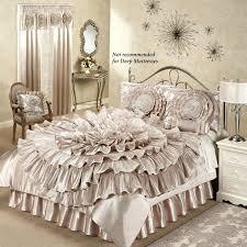 Ruffle Bedding Set Decoration Xhilaration Ruffle Comforter Set Photo Fabulous