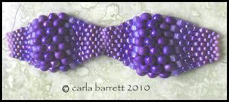 peyote bracelet tutorial u201cundulations u201d carla barrett