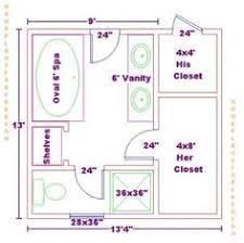 large master bathroom floor plans master bathroom floor plans this for all