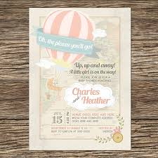 baby shower invitations diy splashboxdesigns artfire shop