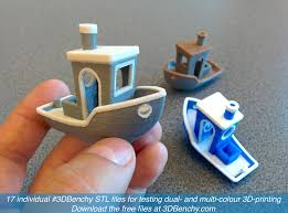 3dbenchy for dual and multi part color 3d printing u2013 3dbenchy