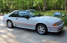1988 gt mustang light gray smoke 1988 ford mustang gt hatchback mustangattitude