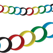 olympic rings color images Bakers and churches who use olympics rings should not be jpg