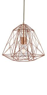 Ceiling Pendant Lights by Best 25 Geometric Pendant Light Ideas On Pinterest Designer