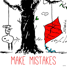 happy thanksgiving charlie brown quotes it u0027s ok to make mistakes peanuts characters pinterest snoopy