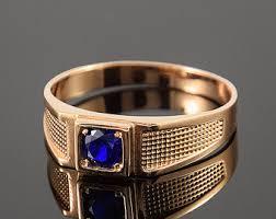 mens gold ring mens gold ring etsy