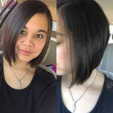 hairstyles that are angled towards the face 20 spectacular angled bob hairstyles pretty designs