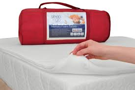 sleep to go memory foam mattress topper king size ireland