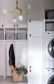 how to install base cabinets in laundry room 24 best laundry room ideas clever laundry room storage ideas