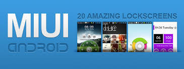miui theme zip download 20 amazing miui lockscreen themes android