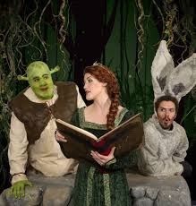 fun family friendly shrek finds orem utah theatre
