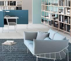 Herman Miller Sofas Wireframe Sofa 2 Seat Lounge Sofas From Herman Miller Architonic