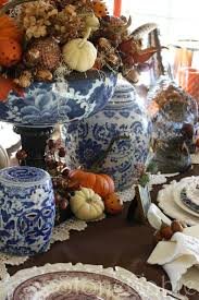 beautiful thanksgiving tables 220 best blue u0026 white autumn images on pinterest blue and white