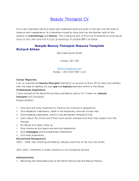 sample occupational therapy resume beauty therapist resume template free resume example and writing 21 breathtaking how to write a good job description for resume