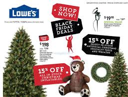 lowe s 2016 black friday ad released see all 8 pages houston