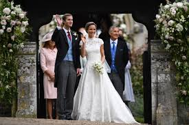 pippa middleton weds in tiny church ceremony news the times