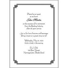 fancy invitations 25 personalized retirement party invitations rpit 22 fancy
