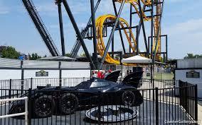 Six Flags San Antonio Batmobile