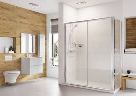 1200mm Shower Door by Haven 1200mm Sliding Shower Door H3s12cs
