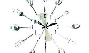 pendule de cuisine design horloge murale pour cuisine horloge murale cuisine design pendule
