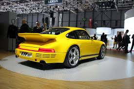 porsche modified the ruf ctr is no longer just a fancy modified porsche autoguide