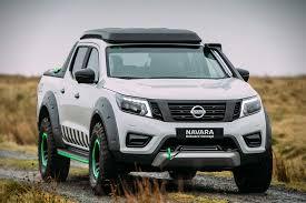 nissan pickup custom nissan navara enguard concept hiconsumption