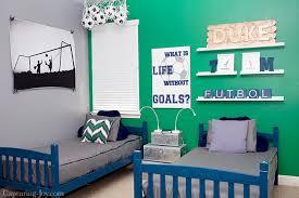 soccer bedroom ideas soccer bedroom decor