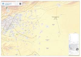 eastern map syrian arab republic eastern ghouta reference map apr 2017 en