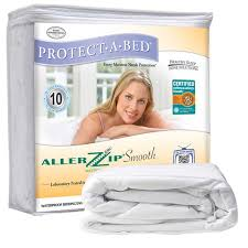 Mattress Cover Bed Bugs Bed Bug Mattress Cover Allerzip Smooth U2013 Bed Bug Sos Sos Punaise
