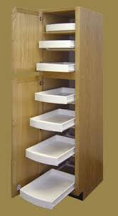 Best Roll Out Shelves Ideas On Pinterest Slide Out Pantry - Roll out kitchen cabinet shelves