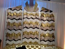 172 best great gatsby decorations images on gold table