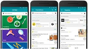 Home Repair Apps Google Launches Areo A Food Delivery And Home Services App For