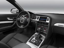 audi a6 interior at audi a6 2009 pictures information specs
