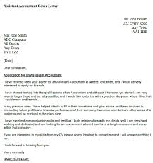 assistant accounting manager cover letter 82 images sample
