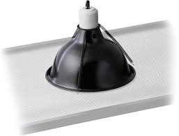 zilla premium reflector light u0026 heat ceramic dome lighting