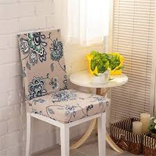 Elegant Chair Covers Generic Elegant Chair Cover Wedding Decor Printed Dining Spandex