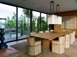 Beach Dining Room by Arnalaya Beach House Baligeria Bali