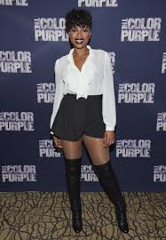 Jennifer Hudson Short Hairstyles More Pics Of Jennifer Hudson Short Curls 10 Of 14 Short
