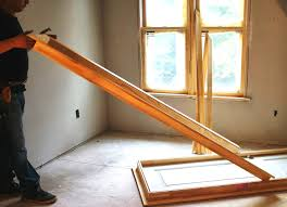 Install Interior Prehung Door by How To Install A Split Jamb Door Pro Construction Guide