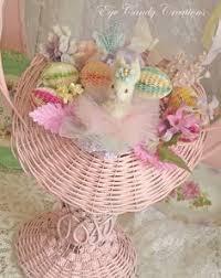 vintage easter baskets easter basket decorating items to make