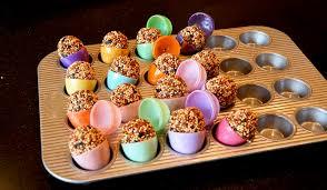 easter egg ornaments egg birdseed ornaments redeem your ground rygblog